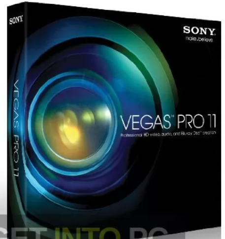 Sony Vegas Pro 11 32 / 64 Bit