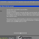 Symantec Ghost Boot CD