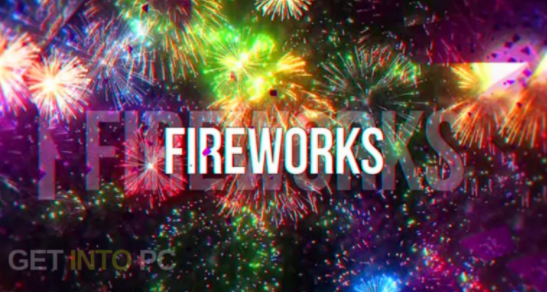 VideoHive – Editable Fireworks Package for After Effects
