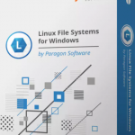 Paragon Linux File Systems for Windows 2021