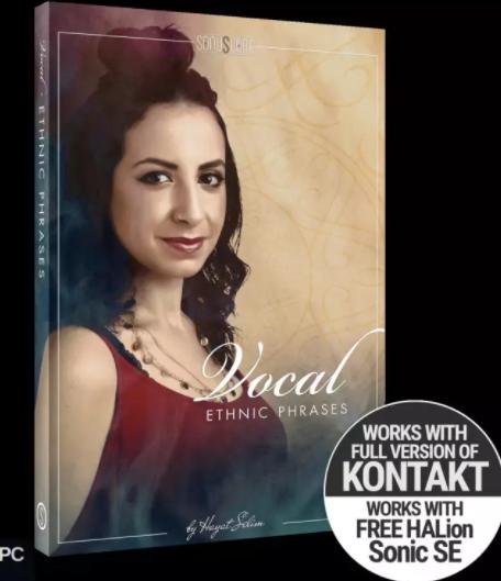 Sonuscore – Ethnic Vocal Phrases