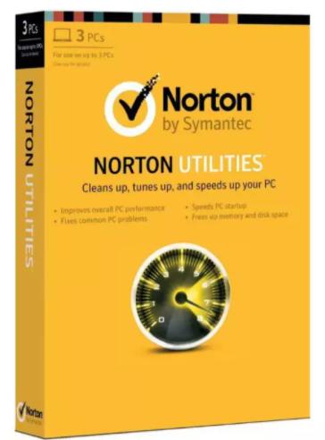 Symantec Norton Utilities 2021