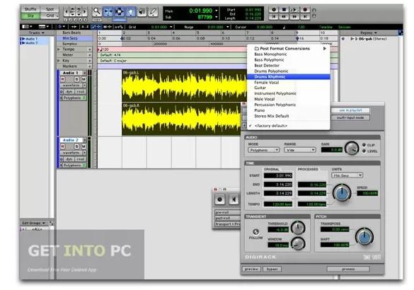 Digidesign Pro Tools Le