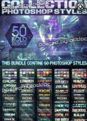 Graphicriver 50 Metal Text Effects
