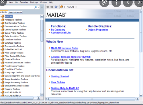 Matlab 2009