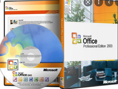 Office 2003 Professional Portable