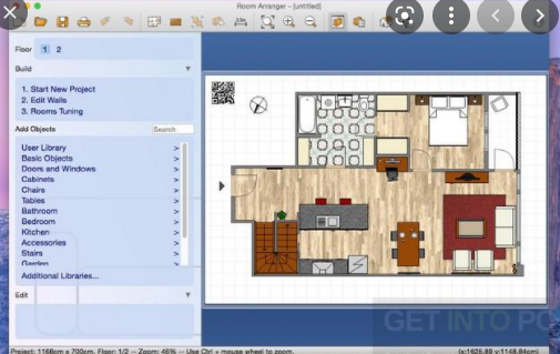 Room Arranger 9 for Mac OS X
