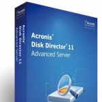 Acronis Disk Director Advanced 11