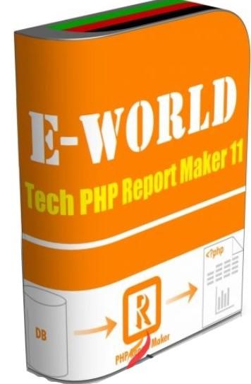 E World Tech PHP Report Maker 11