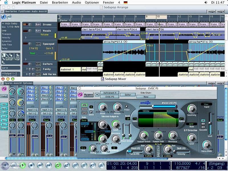 Emagic Logic Audio Platinum
