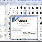Font Creator v6 0 Professional