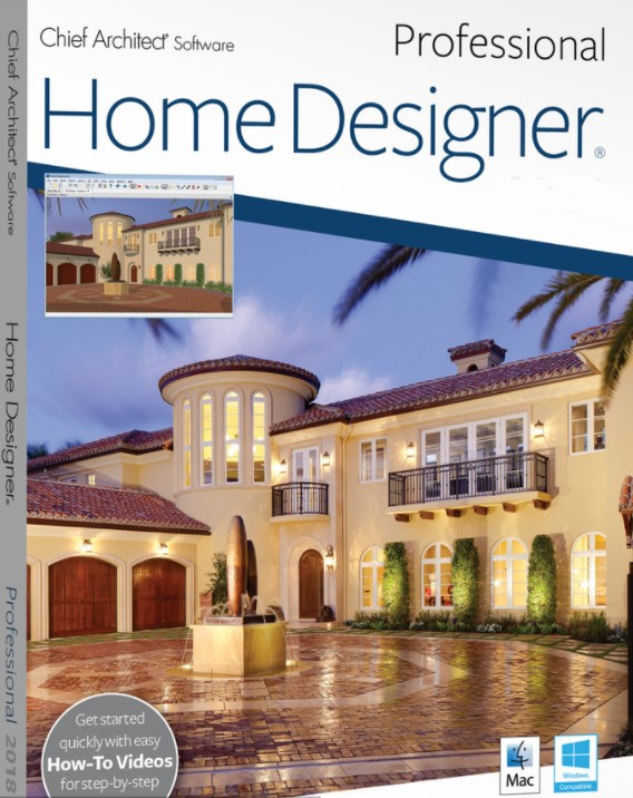 Home Designer Professional 2019
