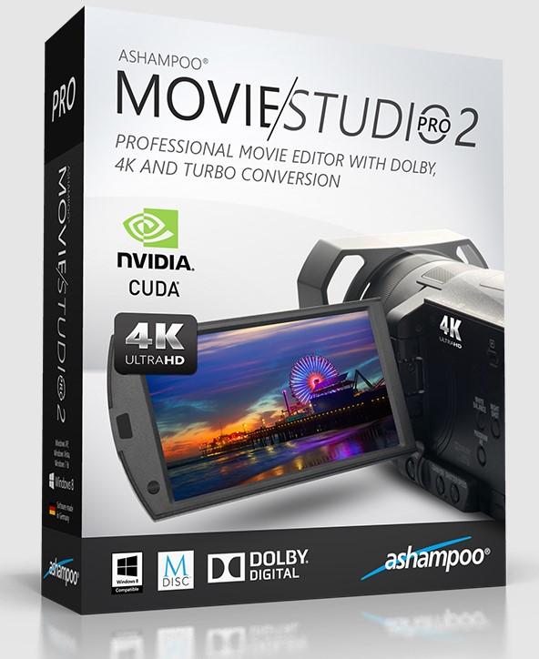 Portable Ashampoo Movie Studio Pro