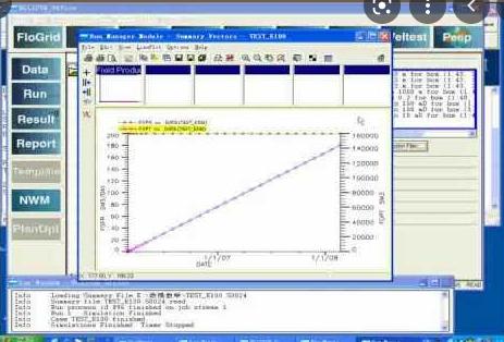Schlumberger Eclipse Simulation 2009