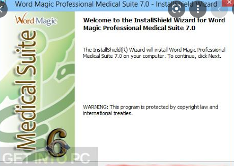 Word Magic Professional Medical Suite