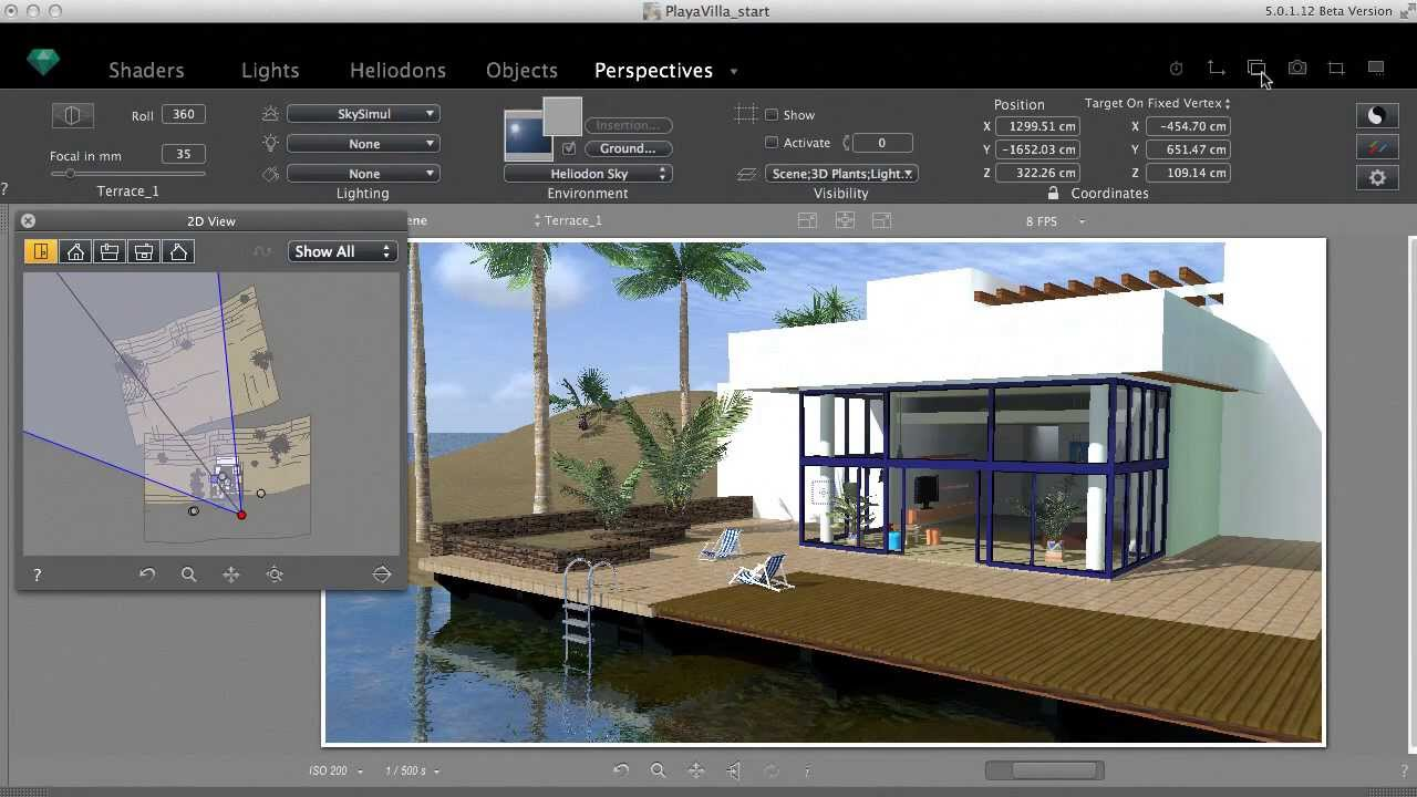 Artlantis Studio v5