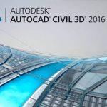 Autodesk Autocad Civil 3d 2016