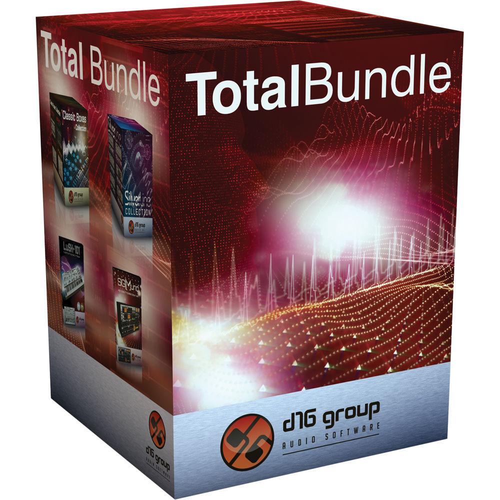 D16 All Plugins Total Bundle vst