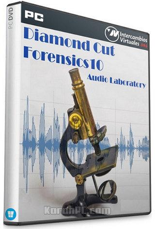 Diamond Cut DC Live Forensics Audio Laboratory