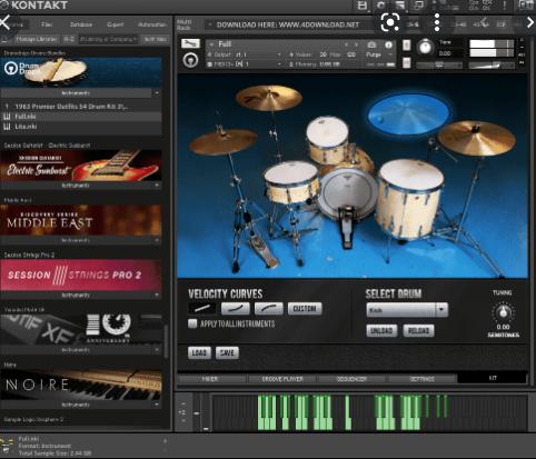 Drumdrops Drums Bundles