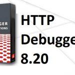 HTTP Debugger Pro 8