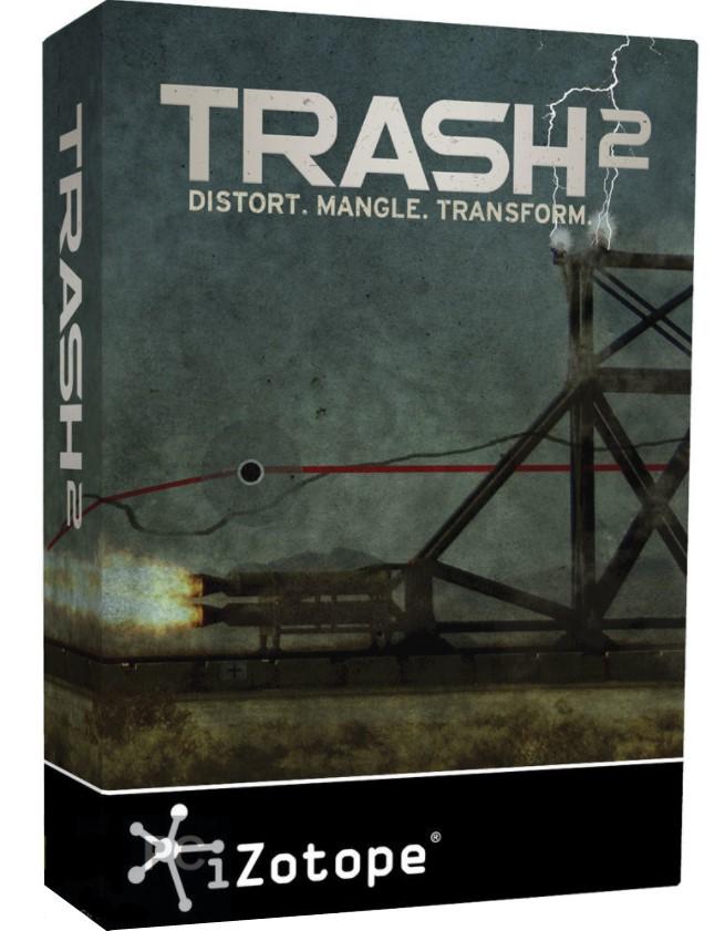 Izotope Trash 2 vst