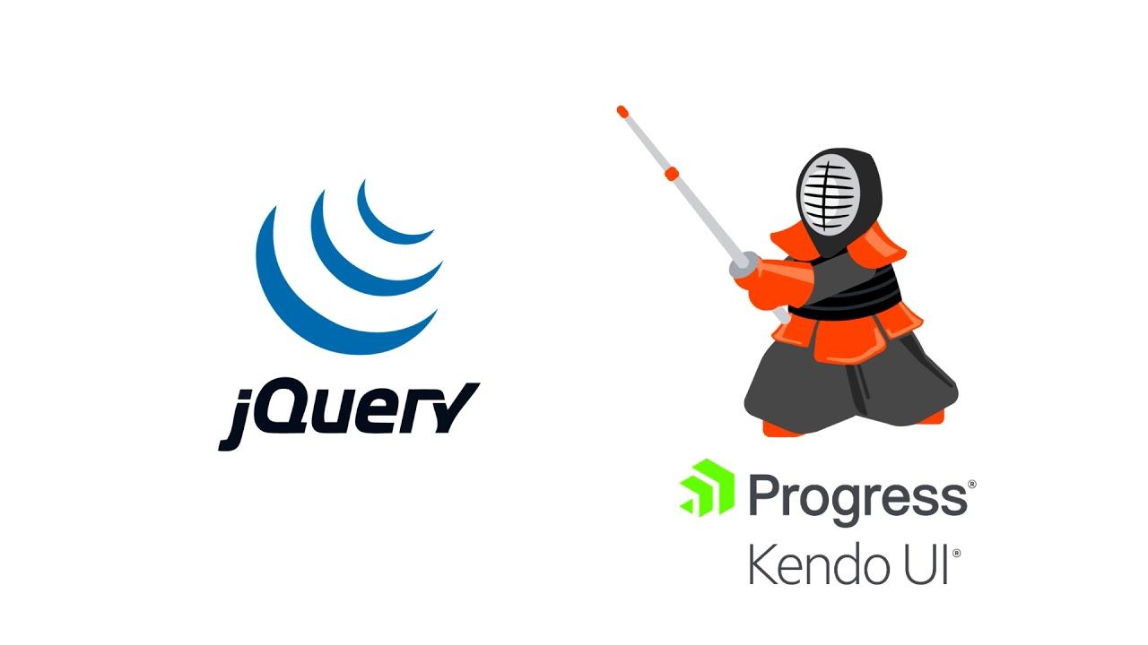 Kendo UI for Jquery 2019