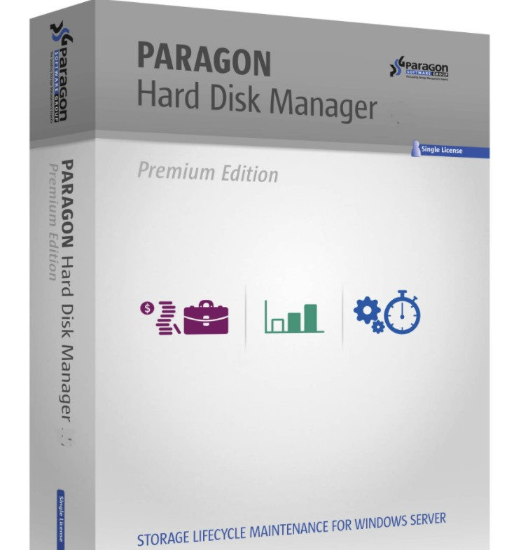 Paragon Hard Disk Manager Advanced 2019
