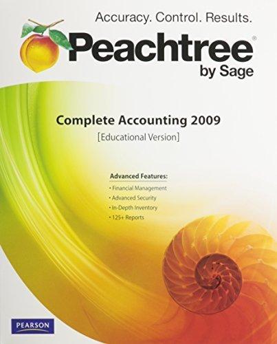 Peachtree 2009