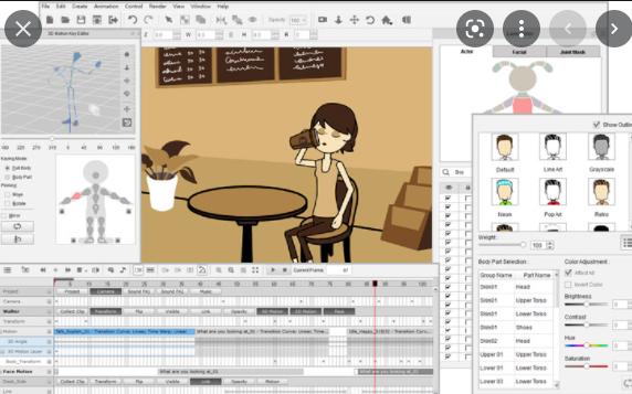 Reallusion CrazyTalk Animator Pipeline