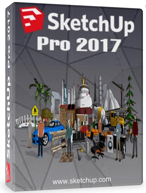 Sketchup Pro 2017 17