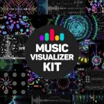 Videohive Music Visualizer Kit for after Effects
