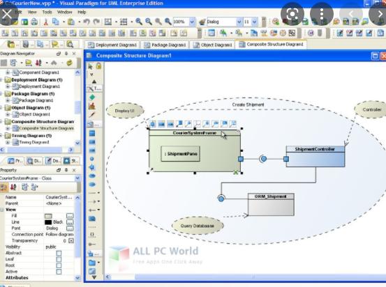 Visual Paradigm Suite 5