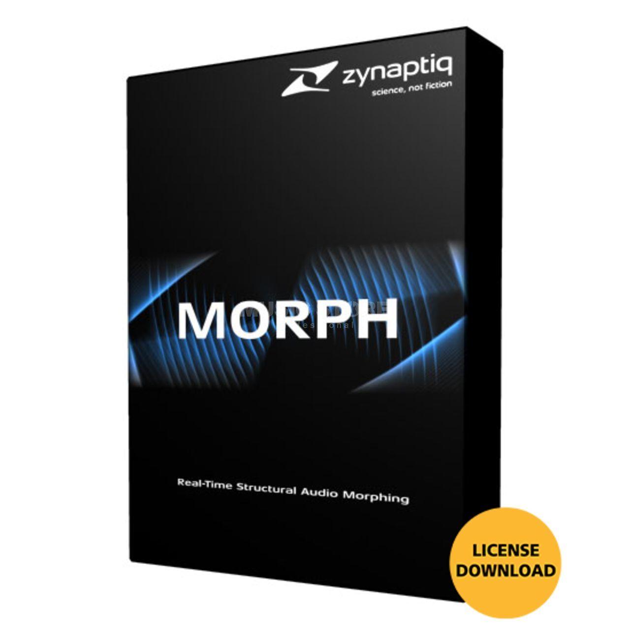 Zynaptiq Morph