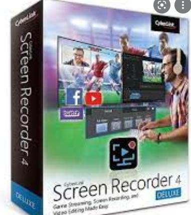 Cyberlink Screen Recorder Deluxe 4