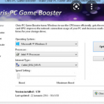 Chris PC Game Booster