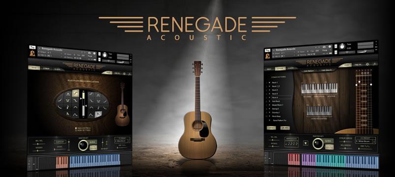 Indiginus Renegade Acoustic Guitar