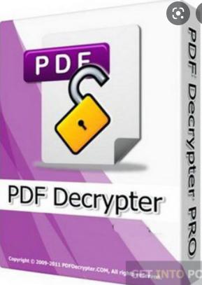 PDF Decrypter Pro Portable