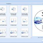 Ronyasoft CD DVD Label Maker