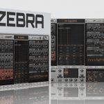 Zebra Wireless Modular Synthesizer